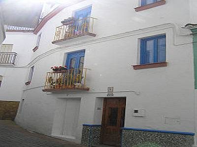 2 bedroom townhouse for sale, Competa, Malaga Costa del Sol, Andalucia