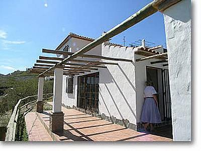 2 bedroom villa for sale, Competa, Malaga Costa del Sol, Andalucia