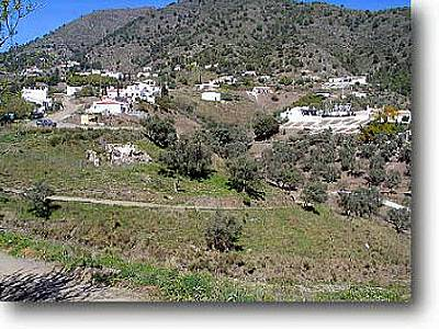 Plot of land for sale, Competa, Malaga Costa del Sol, Andalucia