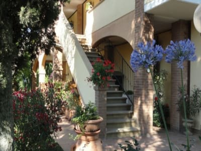 Tuscany Villa with Rental Apartments
