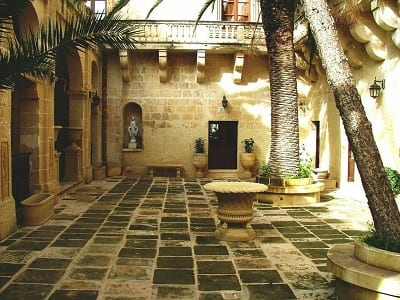 Prestigious 16th Century Knights of St John Palazzo in Malta