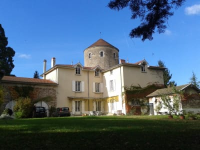 9 bedroom French chateau for sale, Amberieu en Bugey, Ain, Rhone-Alpes