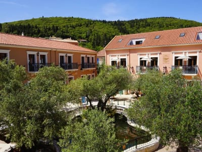 Luxury Boutique Hotel for Sale in Kefelonia with 11 Bedroom Suites.