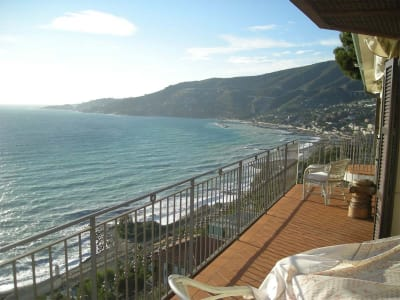 3 bedroom penthouse for sale, Ospedaletti, Imperia, Liguria