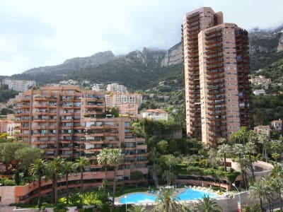 Studio for sale, Park Saint Roman, La Rousse, French Riviera