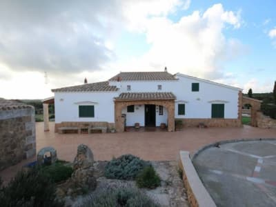 5 bedroom villa for sale, Alaior, Central Menorca, Menorca
