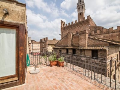4 bedroom apartment for sale, Siena, Chianti