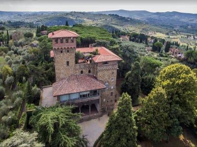 5 bedroom apartment for sale, Bellosguardo, Florence, Chianti