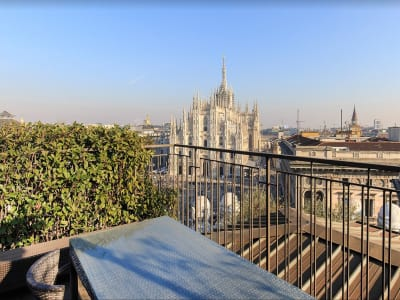 4 bedroom penthouse for sale, Milan, Lombardy