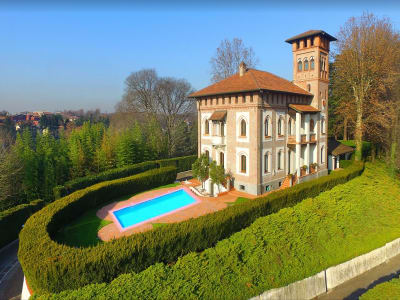 7 bedroom villa for sale, Milan, Lombardy