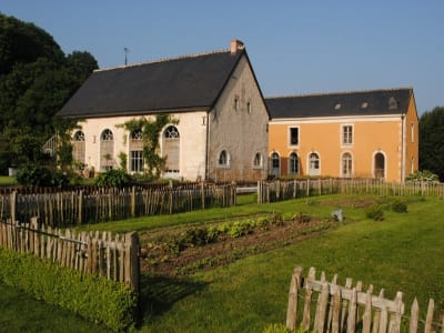 5 bedroom mill for sale, Chateau du Loir, Sarthe, Loire Valley