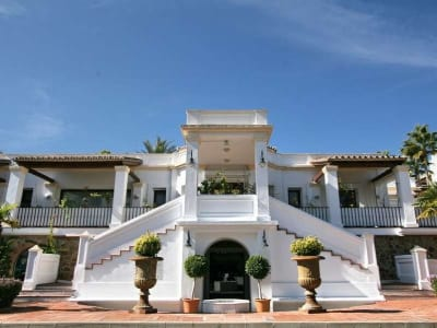 3 bedroom villa for sale, Monte Paraiso, Marbella, Malaga Costa del Sol, Marbella Golden Mile