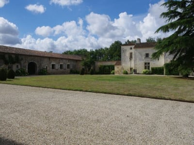 7 bedroom French chateau for sale, Angouleme, Charente, Poitou-Charentes