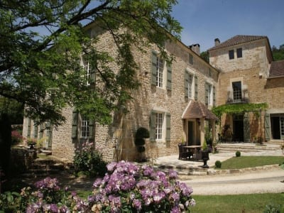 4 bedroom manor house for sale, Puy L'eveque, Lot, Midi-Pyrenees