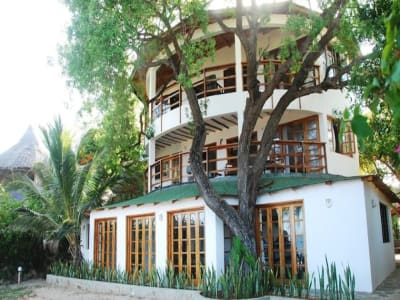 Beautiful 27 Bedroom Waterfront Hotel with Private Beach in Kenya