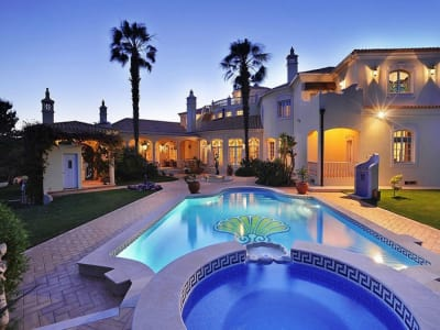 5 bedroom villa for sale, Quinta do Lago, Algarve Golden Triangle