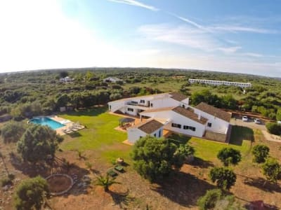 8 bedroom villa for sale, Trebaluger, South Eastern Menorca, Menorca