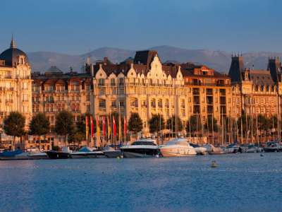 65 bedroom hotel for sale, Geneva