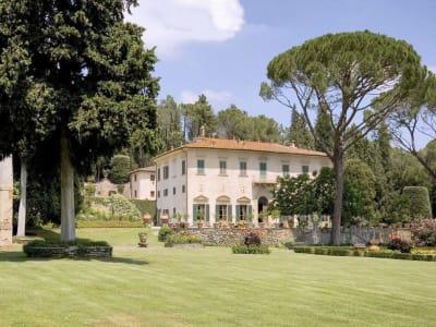 12 bedroom villa for sale, Florence, Chianti