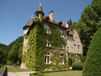 11 bedroom French chateau for sale, Saint Jean de Chevelu, Savoie, Lake Bourget