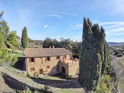 6 bedroom farmhouse for sale, Campagna Toscana, Pisa, Tuscany