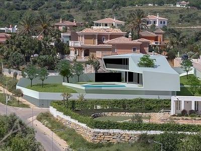 4 bedroom villa for sale, Porto De Mos, Lagos, Algarve