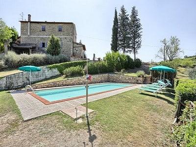 4 bedroom house for sale, San Gimignano, Siena, Chianti