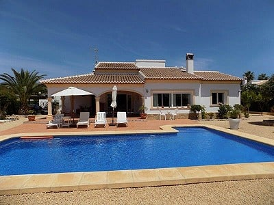 4 bedroom villa for sale, Javea, Alicante Costa Blanca, Valencia