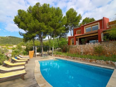 5 bedroom villa for sale, Bendinat, South Western Mallorca, Mallorca