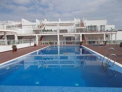 2 bedroom penthouse for sale, Mojacar, Almeria Costa Almeria, Andalucia