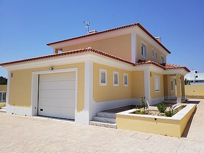 4 bedroom villa for sale, Bairro Dos Marinheiros, Setubal, Alentejo Southern Portugal