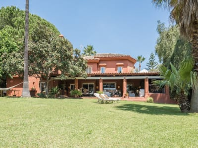 5 bedroom villa for sale, Nagueles, Marbella, Malaga Costa del Sol, Marbella Golden Mile