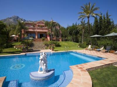 9 bedroom villa for sale, Sierra Blanca, Marbella, Malaga Costa del Sol, Marbella Golden Mile