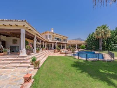6 bedroom villa for sale, Benahavis, Malaga Costa del Sol, Andalucia