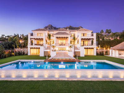 7 bedroom villa for sale, Marbella, Malaga Costa del Sol, Andalucia