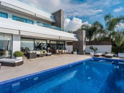 4 bedroom villa for sale, Nagueles, Marbella, Malaga Costa del Sol, Marbella Golden Mile