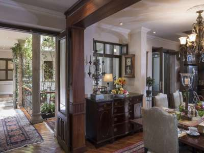 Immaculate and Extremely Elegant Boutique Hotel in Quito for sale with 6 Guest Suites
