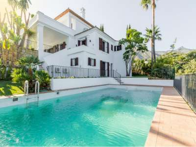 4 bedroom villa for sale, Monte Paraiso, Marbella, Malaga Costa del Sol, Marbella Golden Mile