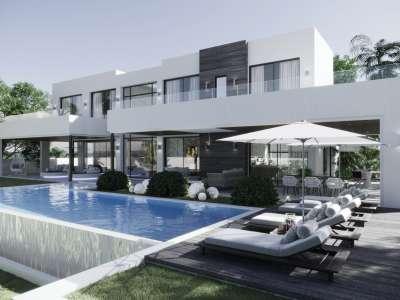 5 bedroom villa for sale, La Quinta Golf, Benahavis, Malaga Costa del Sol, Andalucia