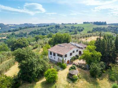 7 bedroom farmhouse for sale, Montespertoli, Florence, Chianti