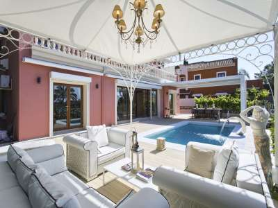 4 bedroom villa for sale, Nagueles, Marbella, Malaga Costa del Sol, Marbella Golden Mile