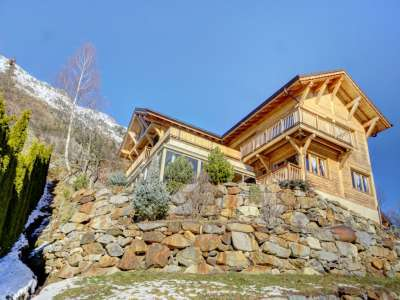 5 bedroom ski chalet for sale, Finhaut, Valais, Lake Geneva