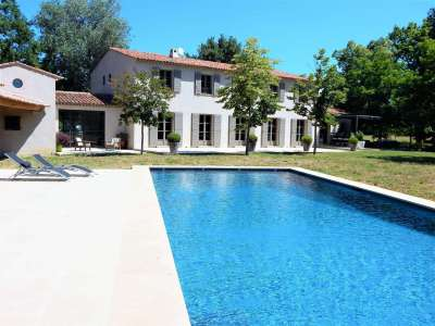 Gorgeous Provence Property set in a 7.4 Acres of Land, Close to Aix-en-Provence and the Countryside.