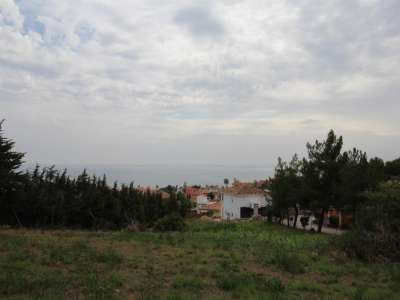 Plot of land for sale, Don Pedro, Estepona, Malaga Costa del Sol, Andalucia