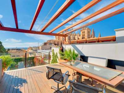 Stunning Villa in the Old Town of Palma