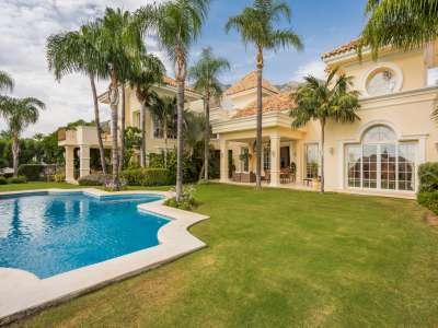 7 bedroom villa for sale, Marbella, Malaga Costa del Sol, Andalucia