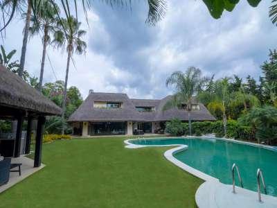 5 bedroom villa for sale, Los Monteros, Marbella, Malaga Costa del Sol, Andalucia