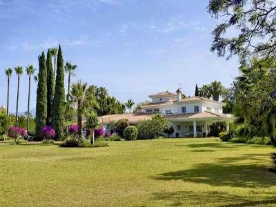 8 bedroom villa for sale, Guadalmina Baja, San Pedro de Alcantara, Malaga Costa del Sol, Andalucia