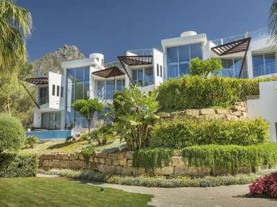 2 bedroom townhouse for sale, Sierra Blanca, Marbella, Malaga Costa del Sol, Marbella Golden Mile