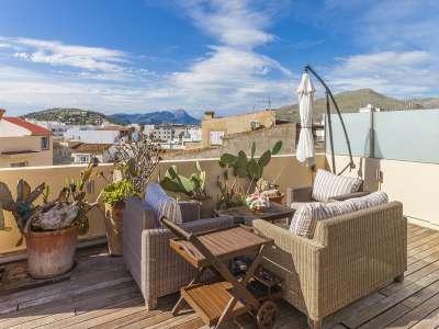 3 bedroom apartment for sale, Port de Pollenca, Pollenca, Northern Mallorca, Mallorca